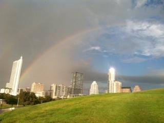 Austin Double Rainbow