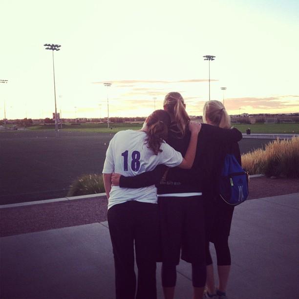 Sisters at Regionals